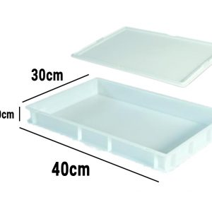 Pizza Boxe + Lid (30x40)