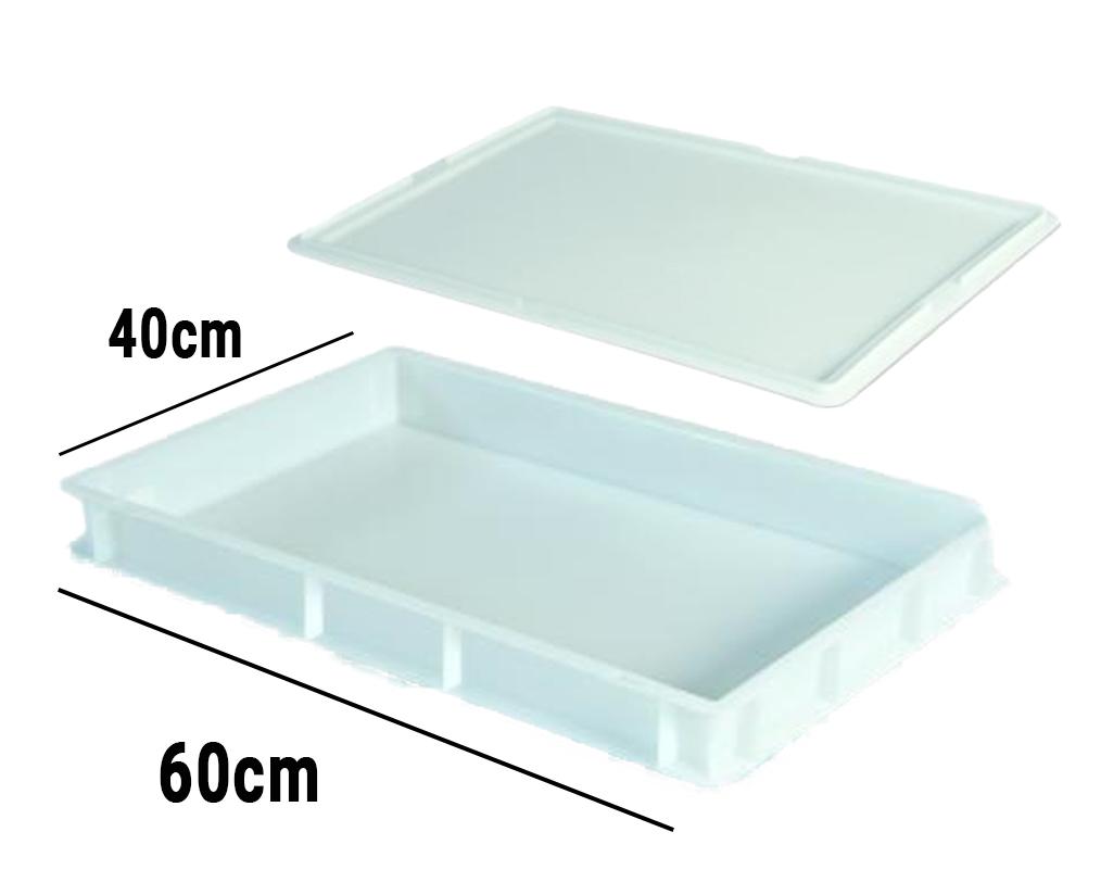 Pizza Box + lid (60x40)