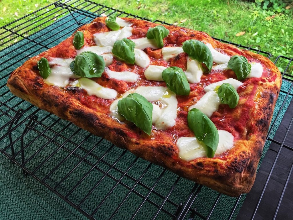 Pan pizza class
